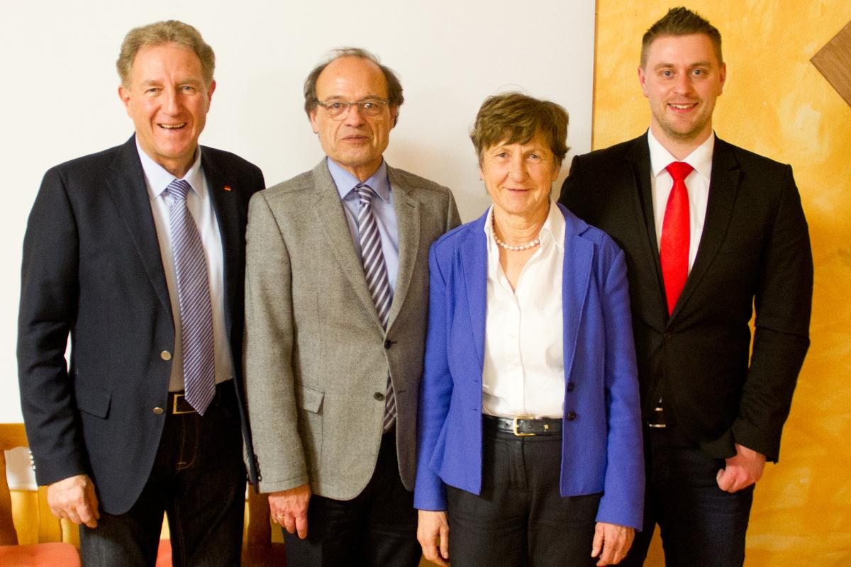 Vorstand CDU Gmünd Mitgliederversammlung 2018